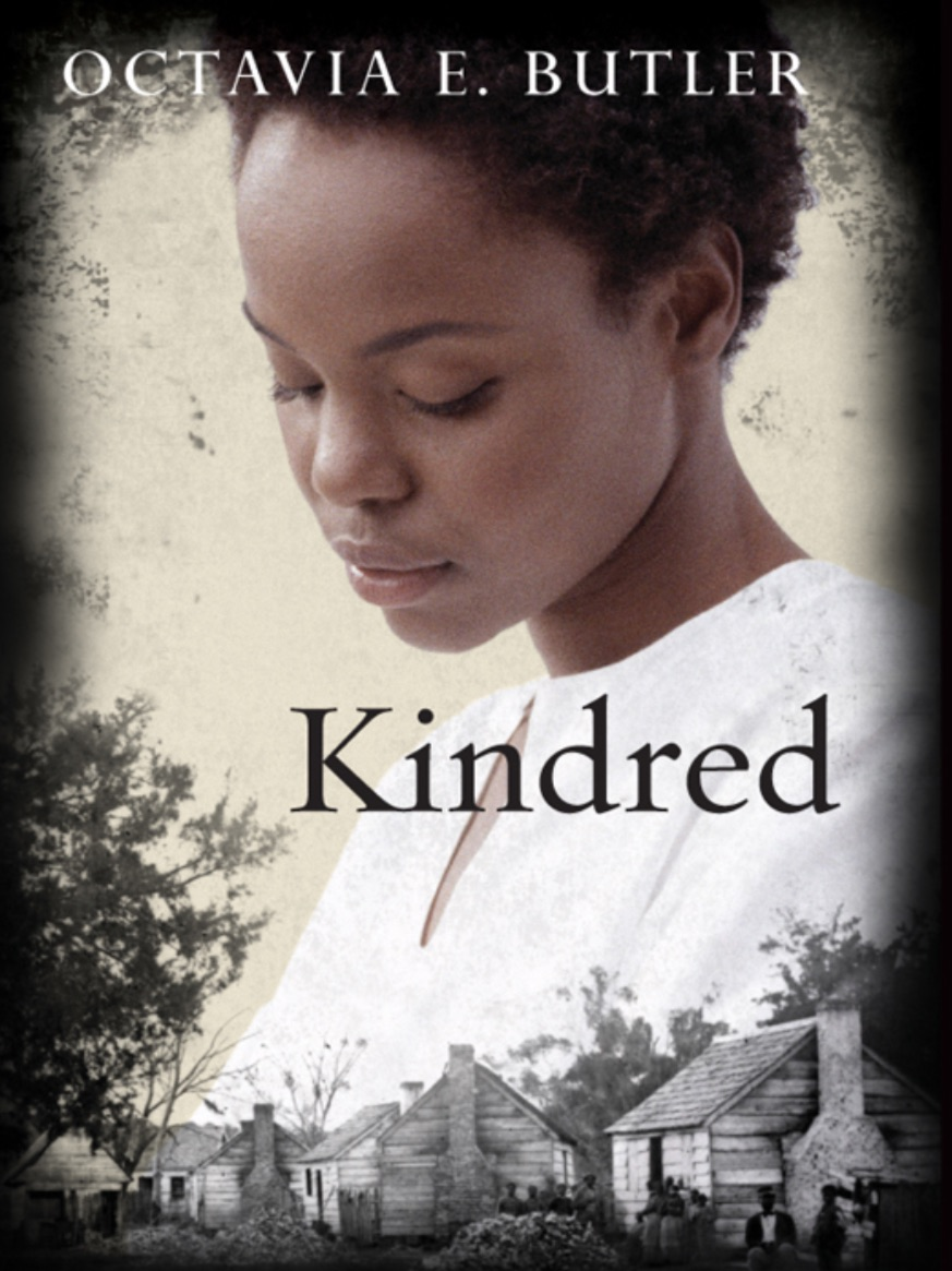 Screenshot of book cover for Kindred by Octavia Butler