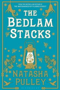 Book Cover of The Bedlam Stacks