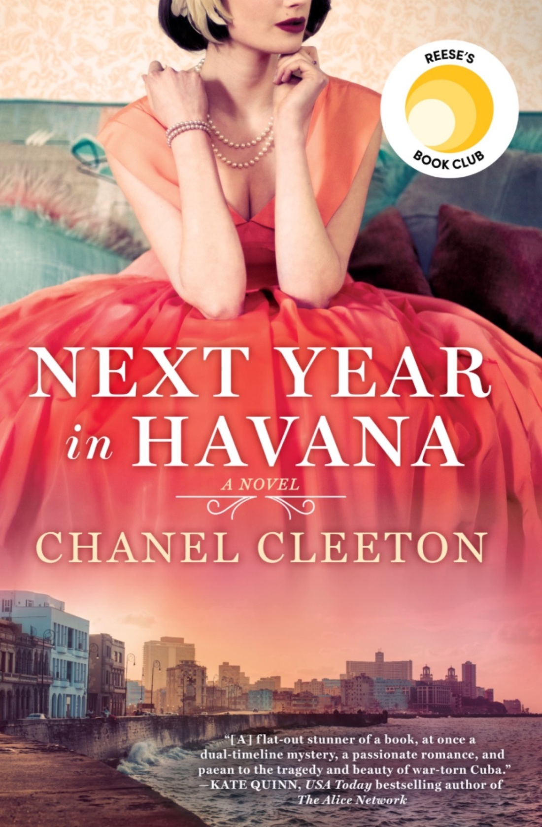 book cover of Next Year in Havana by Chanel Cleeton