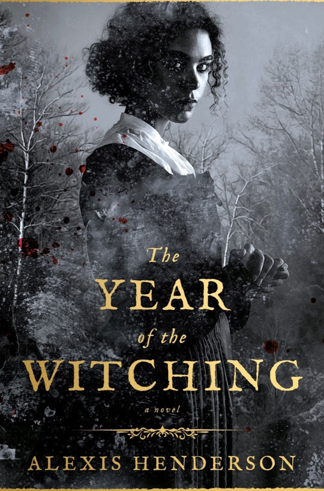 the year of the witching by Alexis Henderson book cover