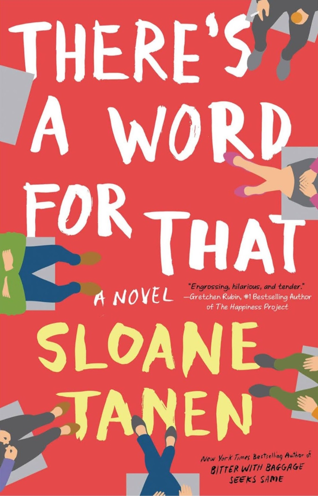 There's a Word for That by Sloane Tanen book cover